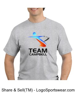 Team Campbell 2012 T-Shirt Design Zoom