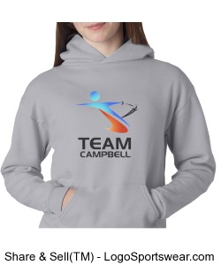 Team Campbell Sweat Shirt Design Zoom